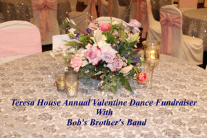 Teresa House Valentines Dance Fundraiser @ Valley Oak Event Center